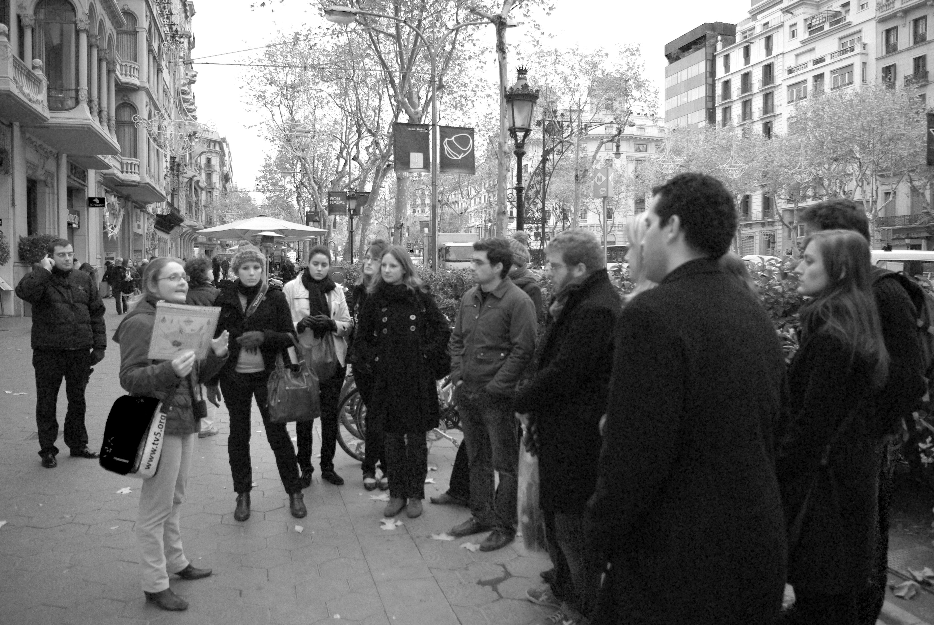 barcelona  mardi 15 d u00e9cembre 2009